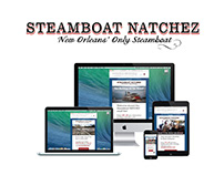 Automated Email Campaign: Steamboat Natchez
