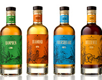 EXCELLENCE RHUM - DESIGN PACKAGING
