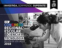 CRECyT Congreso Regional de Ciencia y Tecnología