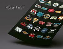 Hipster Pack 02 (Premade Logo)