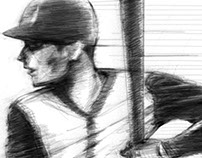 Baseball Game Storyboard