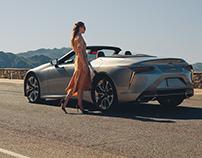 Lexus with Marc Trautmann