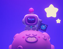 Space Bot Bop