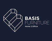 Basis Furniture - Brand Identity