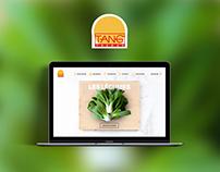 Tang Frères - Webdesign site vitrine