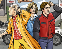 BACK TO THE FUTURE 21 OCT 2015 FACEBOOK COVER
