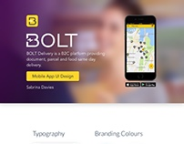 UI Design - BOLT