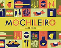 Mochileiro FoodTruck | Branding