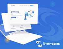 Everysens - Website