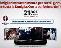 SKY Italia | Family Pack