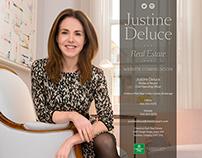 Website: Justine Deluce
