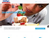 κατασκευή ιστοσελίδας panko.gr