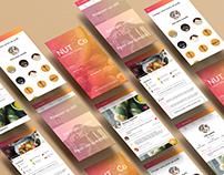 Nut&Co, app. mobile pour une alimentation ludique