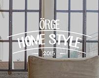 Örge Home Style