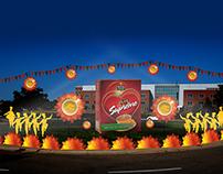 Supreme Chai Day Branding Ideas