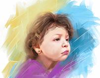 TALA Digital painting