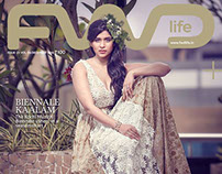 Styling For Mannaa Chopra Editorial Shoot - FWD Life