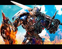 Optimus Prime (Transformers) Wallpaper