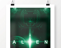 Alien Poster Redesign