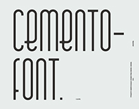 CEMENTO FONT.