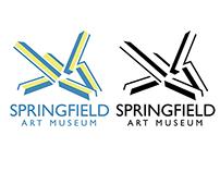 Springfield Art Museum, MO Logo Redesign