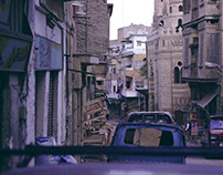 "MOMENTS...""FROM BAB EL-WAZIR"""