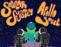 Soular System concert poster