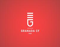 Granada CF Shield - Rebranding