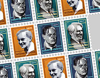 Literary Stamps 2016