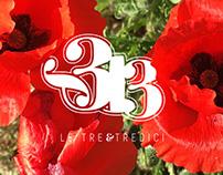 Logo Design | Le Tre&Tredici