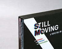 'Still Moving' catalogue design