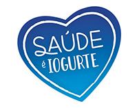 SAÚDE É IOGURTE BY DANONE - POS 2016