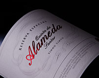 Quinta da Alameda de Santar || Wine Packaging Design