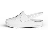 Nike X Crocs