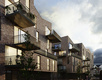 LONDON HOUSING BLOCKS | FULL CG