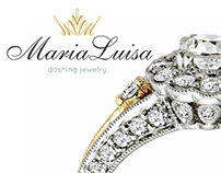 MariaLuisa Dashing Jewelry - Logo For Sale