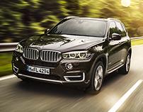 BMW X5 - Magazine 02/2012