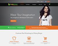 Flamboyant Website Design