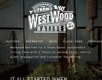 Westwood Natives Branding and site design