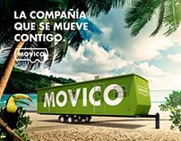 Movico  — La compañía que se mueve contigo.