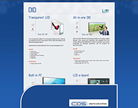 CDS - Products Catalogue