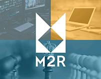 M2R Digital Branding Showcase
