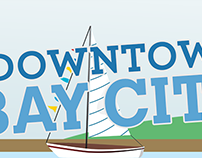 Downtown Bay City Snapchat Geofilter
