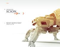 Scion Poster