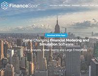 Financial Management Website Design