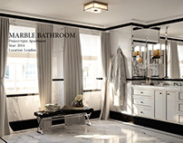 CGI Marble Bathroom