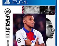 EA SPORTS - FIFA21 | Retouch