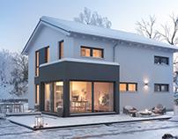 LE Winter KernHaus, SchwabenHaus, ViebrockHaus 2017