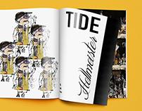 PROJECT: Commemorative edition magazine ABC Design