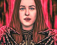 """Suspiria"" (2018) - Alternative Poster"